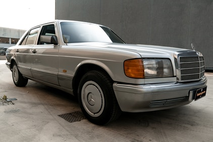 Picture of MERCEDES-BENZ 420 SE - 1987 For Sale