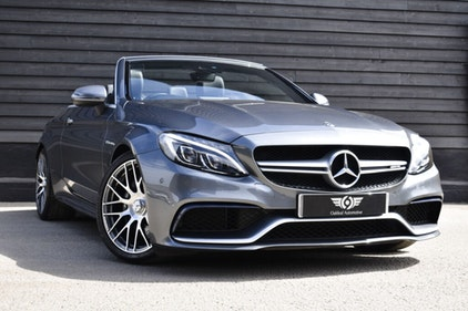 Picture of 2017 Mercedes C63 4.0 AMG Premium Convertible +RAC Approved For Sale