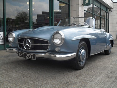 Picture of 1960 Mercedes Benz 190SL LHD For Sale