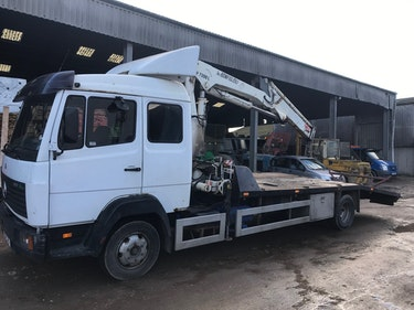 Picture of 1990 WANTED HIAB LORRYS 3.5 TON 7.5 TON