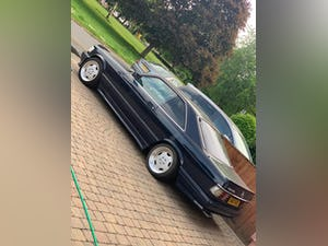 1990 Stylish, formidable, classic Mercedes Benz 560 SEC For Sale (picture 7 of 9)