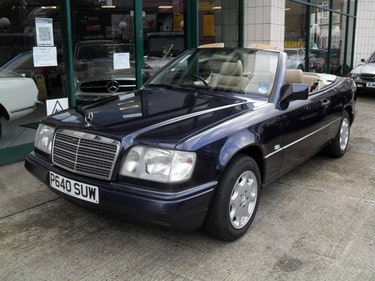 Picture of 1997 Mercedes Benz E220 Cabriolet For Sale