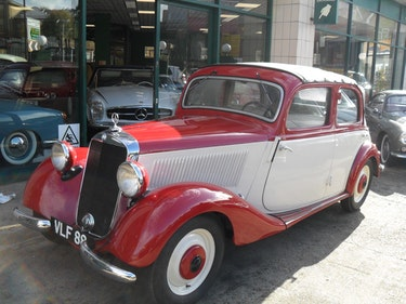 Picture of 1936 Mercedes Benz V 170 Cabrio-Limousine style fully restored For Sale
