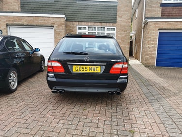Picture of 2005 Mercedes e55 amg 7seats For Sale