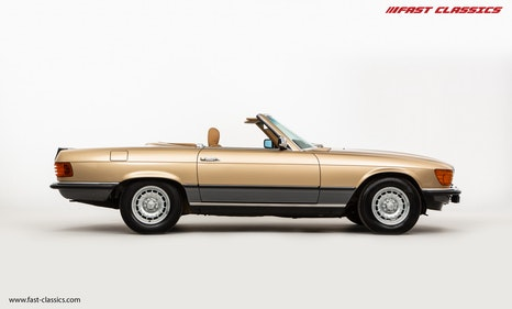 Picture of 1985 MERCEDES 500 SL // 16K MILES // 20 YEAR FAMILY OWNERSHIP For Sale