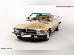 1985 MERCEDES 500 SL // 16K MILES // 20 YEAR FAMILY OWNERSHIP For Sale (picture 4 of 29)