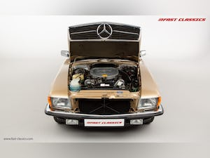 1985 MERCEDES 500 SL // 16K MILES // 20 YEAR FAMILY OWNERSHIP For Sale (picture 24 of 29)