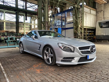 Picture of 2013 Mercedes Benz SL 500 AMG For Sale