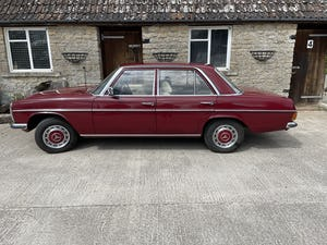 1976 Mercedes 240D (W115) 78,000 miles For Sale (picture 2 of 12)