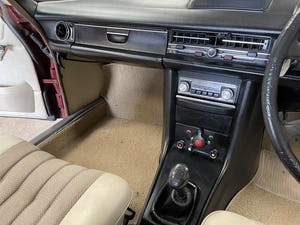 1976 Mercedes 240D (W115) 78,000 miles For Sale (picture 7 of 12)