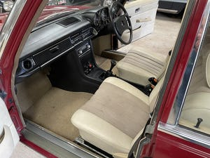 1976 Mercedes 240D (W115) 78,000 miles For Sale (picture 8 of 12)