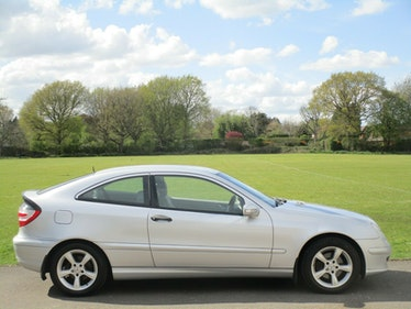 Picture of 2004 Mercedes C180 Coupe Auto.. Only 34K Miles.. FSH.. One Owner For Sale