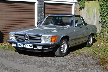 Picture of 1985 Mercedes-Benz 500 SL For Sale by Auction