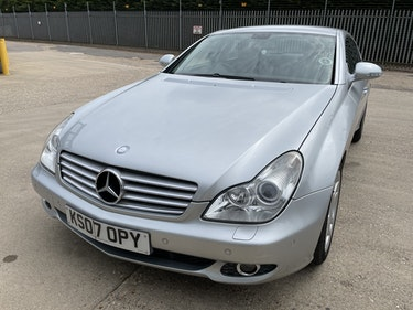 Picture of 2007 Mercedes cls 350 For Sale