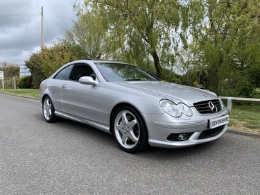 Picture of 2003 Mercedes Benz CLK 55 V8 AMG ONLY 4967 MILES FROM NEW For Sale