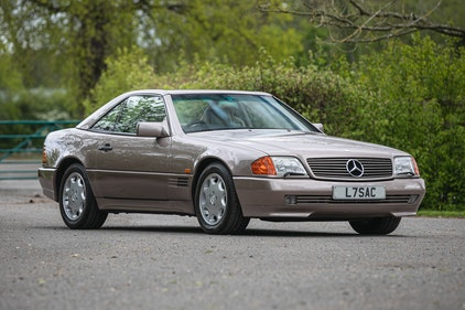 Picture of 1993 Mercedes-Benz SL500 (R129) For Sale by Auction