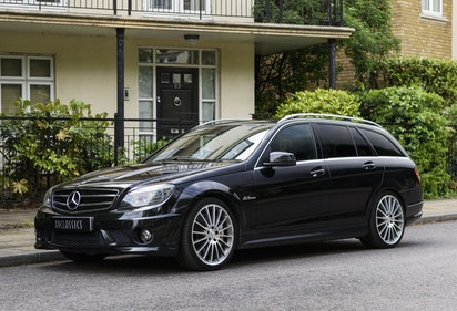 Picture of 2010 Mercedes-Benz C63 AMG Estate For Sale