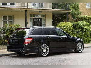 2010 Mercedes-Benz C63 AMG Estate For Sale (picture 3 of 39)