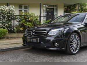 2010 Mercedes-Benz C63 AMG Estate For Sale (picture 9 of 39)