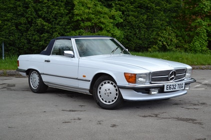 Picture of 1988 Mercedes-Benz 420 SL For Sale by Auction