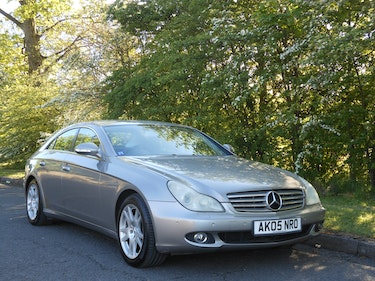 Picture of 2005 Mercedes CLS350 Auto V6 4DR + ULEZ + FSH + 2 Former For Sale