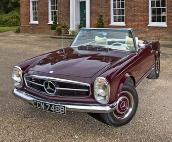 Picture of 1964 Mercedes-Benz 230SL (W113) £35,000 - £40,000 For Sale by Auction