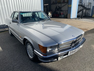Picture of 1986 MERCEDES 300SL  R107 For Sale