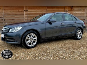 Mercedes C220 CDi SALOON ~ LOW MILEAGE ~ 1 Prev Owner ~ 2014 For Sale (picture 1 of 7)
