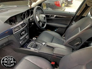 Mercedes C220 CDi SALOON ~ LOW MILEAGE ~ 1 Prev Owner ~ 2014 For Sale (picture 2 of 7)