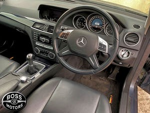 Mercedes C220 CDi SALOON ~ LOW MILEAGE ~ 1 Prev Owner ~ 2014 For Sale (picture 5 of 7)
