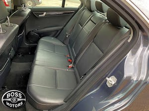 Mercedes C220 CDi SALOON ~ LOW MILEAGE ~ 1 Prev Owner ~ 2014 For Sale (picture 6 of 7)