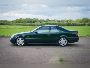 1998 Mercedes W140 CL70 CL700 AMG - UK RHD - 1 of 2 For Sale (picture 2 of 6)