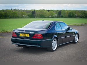 1998 Mercedes W140 CL70 CL700 AMG - UK RHD - 1 of 2 For Sale (picture 3 of 6)