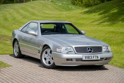 Picture of 1999 Mercedes-Benz SL 320 - Auction July 6th For Sale by Auction