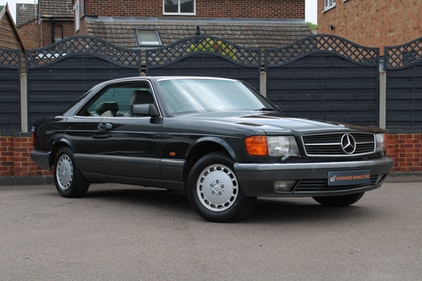 Picture of 1991 Mercedes 420 SEC Coupe For Sale