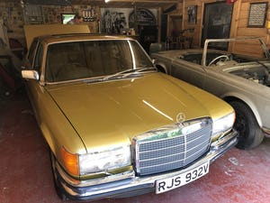 1979 Mercedes 450se S Class W116 51,000 miles For Sale (picture 12 of 12)