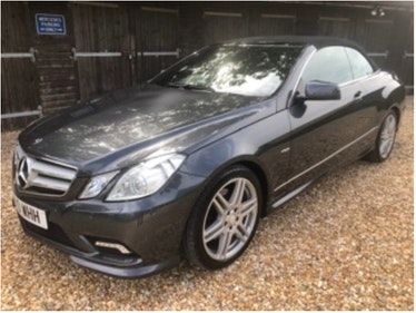 Picture of 2010 Mercedes E350 cdi Cabriolet ( 207-series ) For Sale