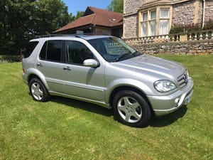 2002 Mercedes ML 55 AMG For Sale (picture 2 of 12)