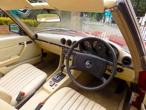 1976 Mercedes 350SL Sports Convertible - Only 62,000 Miles! For Sale (picture 7 of 50)