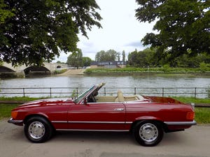 1976 Mercedes 350SL Sports Convertible - Only 62,000 Miles! For Sale (picture 11 of 50)
