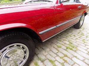 1976 Mercedes 350SL Sports Convertible - Only 62,000 Miles! For Sale (picture 15 of 50)