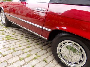1976 Mercedes 350SL Sports Convertible - Only 62,000 Miles! For Sale (picture 16 of 50)