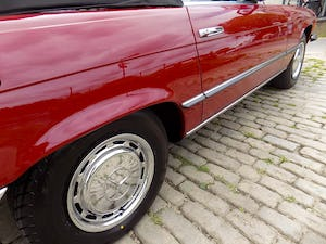 1976 Mercedes 350SL Sports Convertible - Only 62,000 Miles! For Sale (picture 17 of 50)