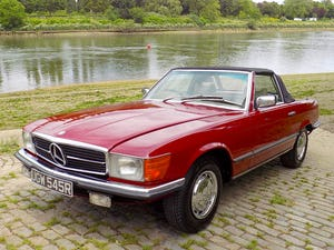 1976 Mercedes 350SL Sports Convertible - Only 62,000 Miles! For Sale (picture 21 of 50)