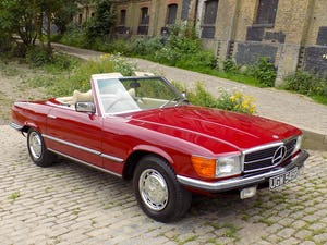 1976 Mercedes 350SL Sports Convertible - Only 62,000 Miles! For Sale (picture 22 of 50)