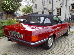 1976 Mercedes 350SL Sports Convertible - Only 62,000 Miles! For Sale (picture 27 of 50)