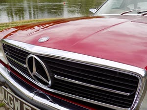 1976 Mercedes 350SL Sports Convertible - Only 62,000 Miles! For Sale (picture 34 of 50)