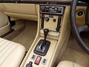 1976 Mercedes 350SL Sports Convertible - Only 62,000 Miles! For Sale (picture 38 of 50)