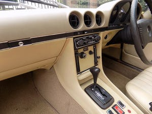 1976 Mercedes 350SL Sports Convertible - Only 62,000 Miles! For Sale (picture 43 of 50)