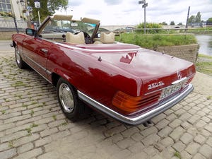 1976 Mercedes 350SL Sports Convertible - Only 62,000 Miles! For Sale (picture 47 of 50)